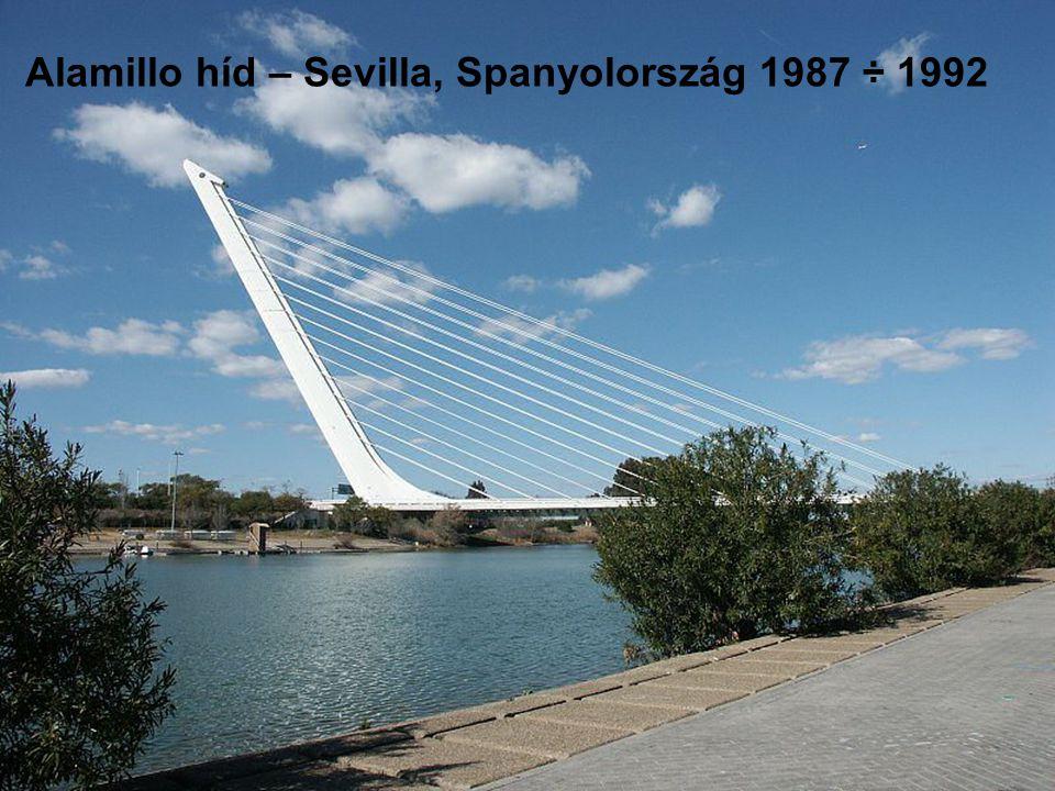 Santiago Calatrava Itt van néhány műve. 1951-ben született Valenceben. Művészetet és építészetet tanult 1969-től 1974-ig a Valencei Építészeti és Műsz