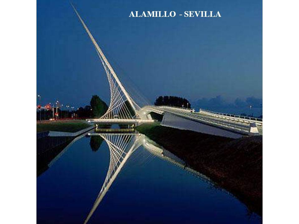 ALAMILLO HÍD - SEVILLA