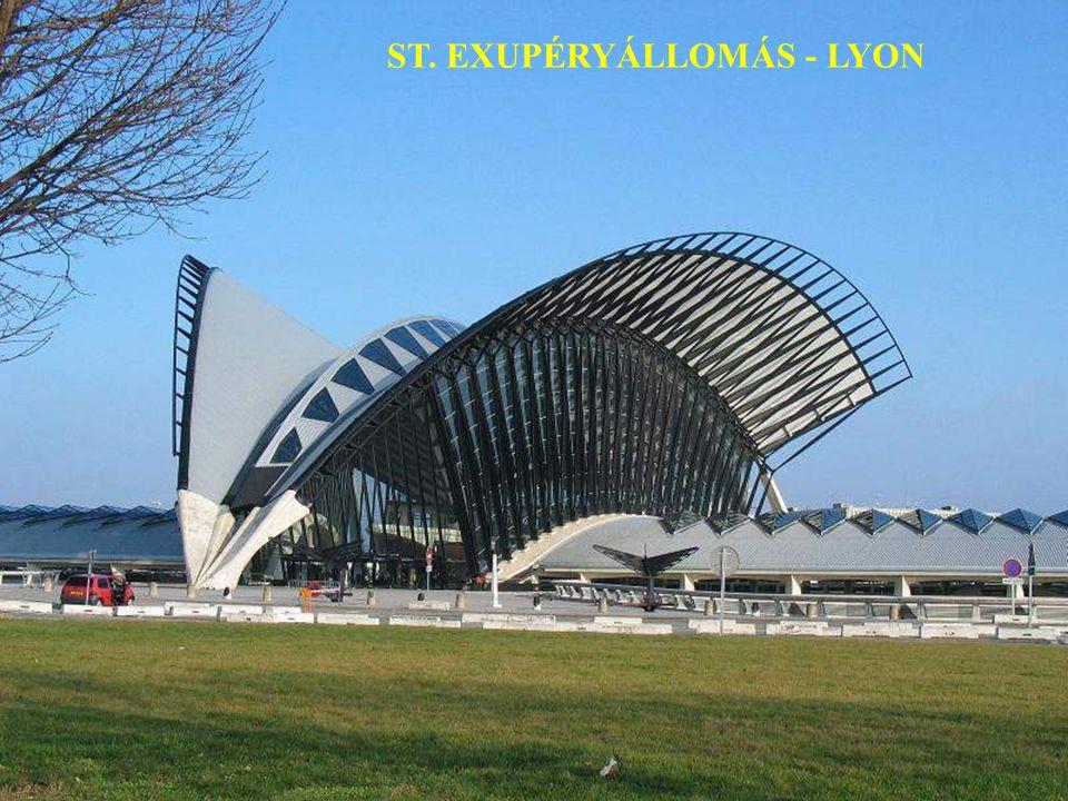 Santiago Calatrava építész, mérnök, festő és szobrász.