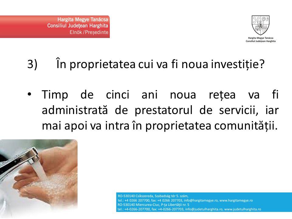 4) Milyenek a tulajdonviszonyok a Harvízben, és milyen lehetőségek vannak a megváltoztatására.