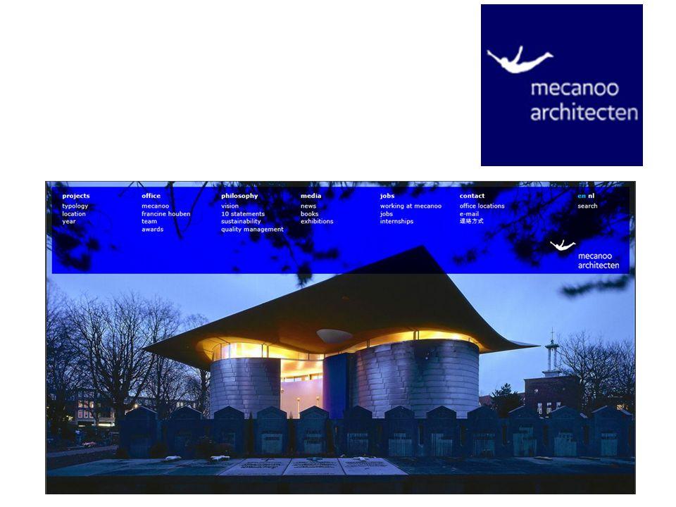 L IBRARY D ELFT OF U NIVERSITY OF T ECHNOLOGY  Hely: Delft, Hollandia  Tervezés: 1993-1995Építés: 1996-1997  Program: 15,000 m2 könyvtártér, olvasótermek, közösségi terek, kiállítórészek  Díjak: 2000- Award for the Millennium Corus Construction 1998- National Steel Construction Prize