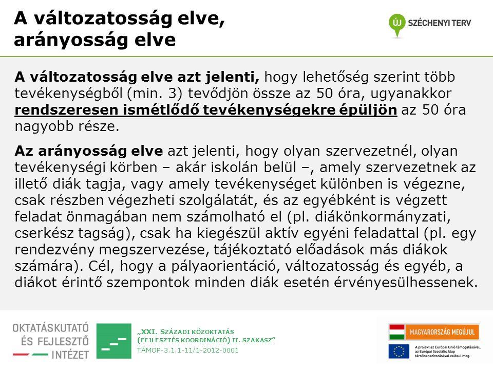"""""""XXI.S ZÁZADI KÖZOKTATÁS ( FEJLESZTÉS KOORDINÁCIÓ ) II."""