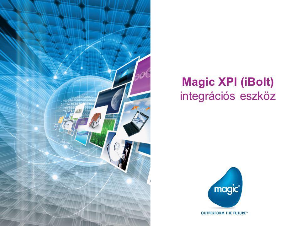 Magic XPI (iBolt) integrációs eszköz