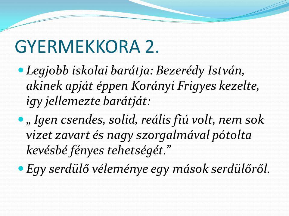 GYERMEKKORA 2.
