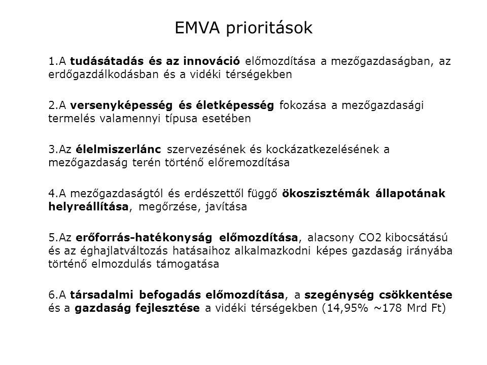 Programszintű újdonságok Kollektív beruházások lehetősége (konzorcium), előnye.