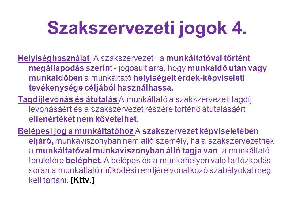 Tagdíjlevonás Kttv.197.