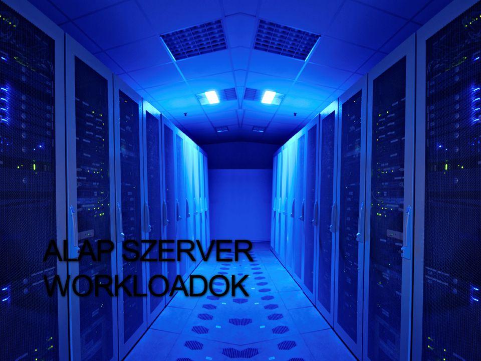 Be nem tervezett leállás – host clusterrel Az 1-es node szó nélkül, váratlanul elhasal A Cluster Service észreveszi, hogy megszűnt az 1-es node szívverése Ezért elindítja az 1-es node virtuális gépeit a maradék node-okon Az 1-es node virtuális gépeinek memóriája, állapota elvész a migráció során VM1VM2VM3 Node 1Node 2 Node 3 Shared Storage X