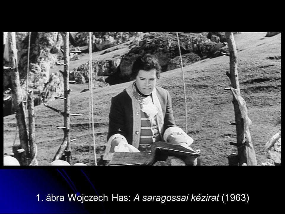 2. ábra Jean-Luc Godard: Bolond Pierrot (1965)