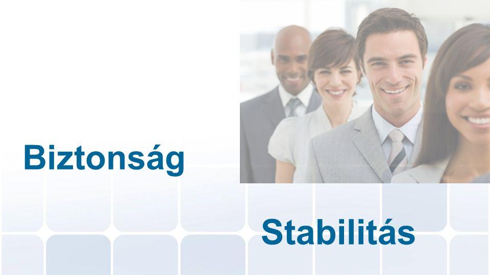 Az emberek stabilitást, biztonságot, megoldást keresnek