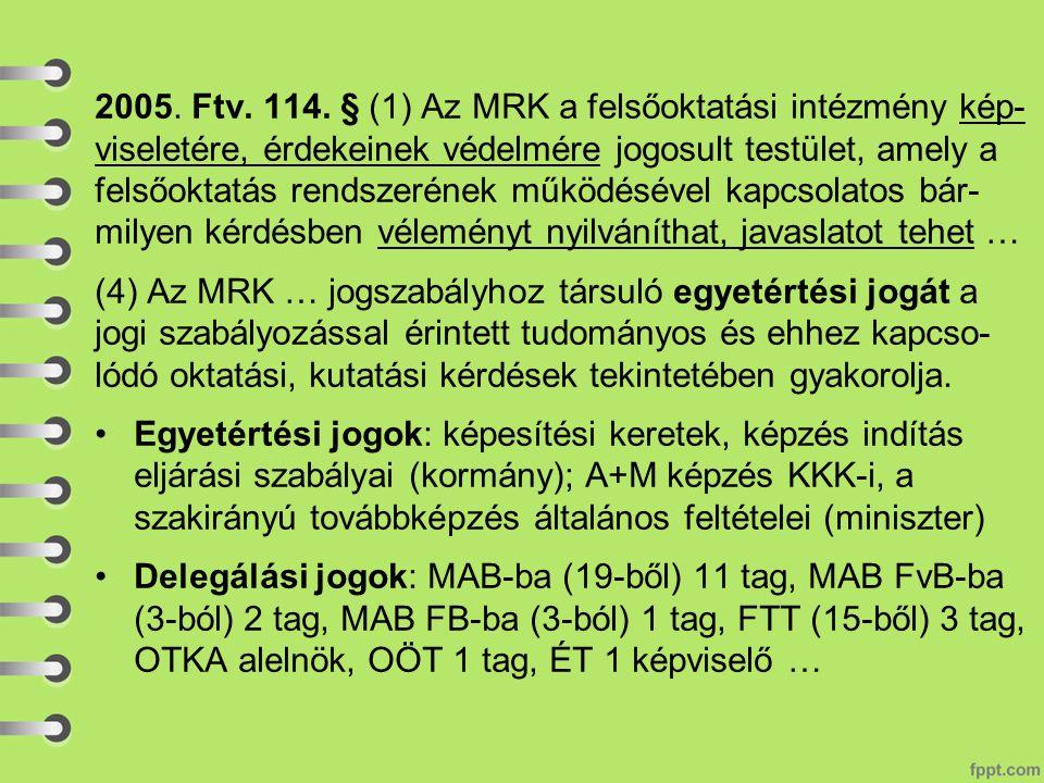2005. Ftv. 114.