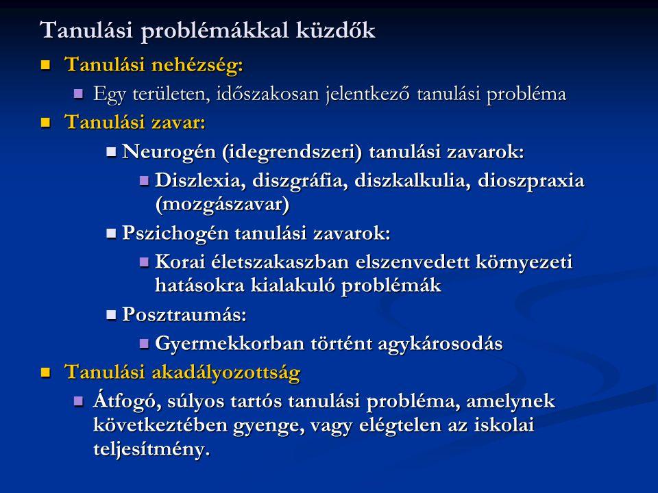 Intézményrendszer Szakértői és rehabilitációs bizottságok Szakértői és rehabilitációs bizottságok Szegregált és/vagy integrált oktatás Szegregált és/vagy integrált oktatás Országos Integrációs Hálózat Országos Integrációs Hálózat Feltételek Feltételek Személyek Személyek Szakmai szolgáltatások Szakmai szolgáltatások Tantervek Tantervek Tárgyi feltételek: gyógyászati, technikai Tárgyi feltételek: gyógyászati, technikai