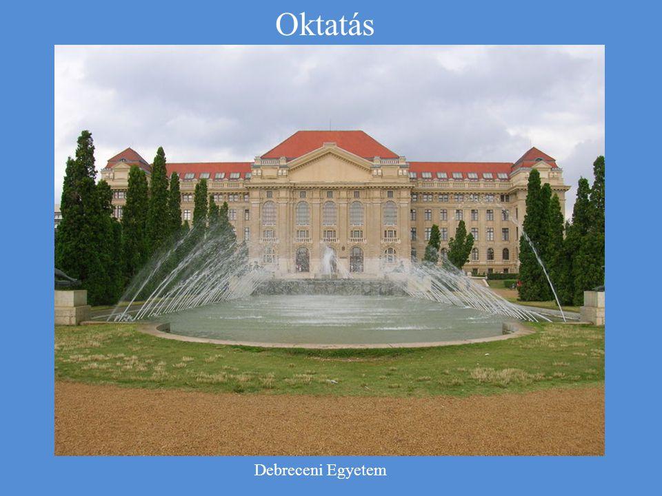 Debreceni Egyetem Oktatás