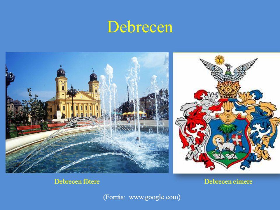 """Debrecen bemutatása A Hajdúhát és a Nyírség találkozáspontjában fekszik, de a Dél-Nyírséghez szokták sorolni, Magyarország második legnépesebb és legnagyobb városa, Hajdú-Bihar megye székhelye, Magyarország egyik legdinamikusabban fejlődő nagyvárosa, a Tiszántúl legjelentősebb és legnagyobb városa, egyike az ország 7 regionális központjának, időnként """"cívisváros vagy """"a kálvinista Róma néven emlegetik, Kelet-Magyarországi régió szellemi, kulturális, gazdasági, idegenforgalmi és közlekedési központja."""