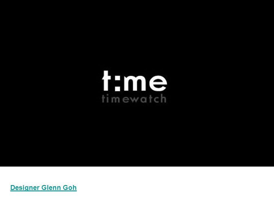Designer Glenn Goh