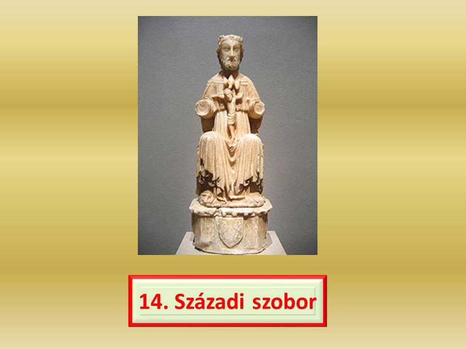 14. Századi szobor