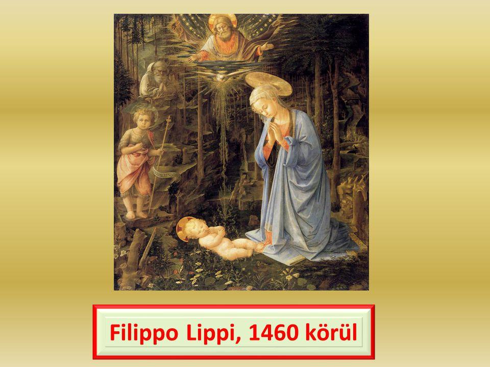 Filippo Lippi, 1460 körül