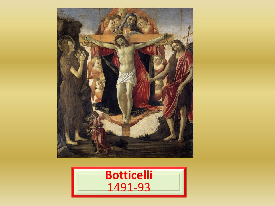Botticelli 1491-93