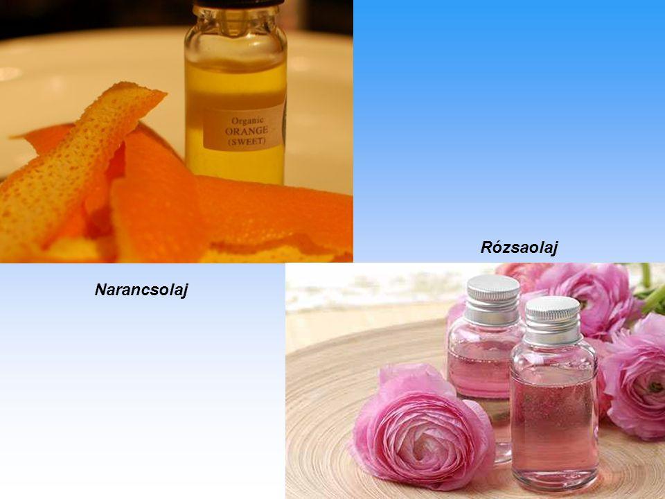 Narancsolaj Rózsaolaj