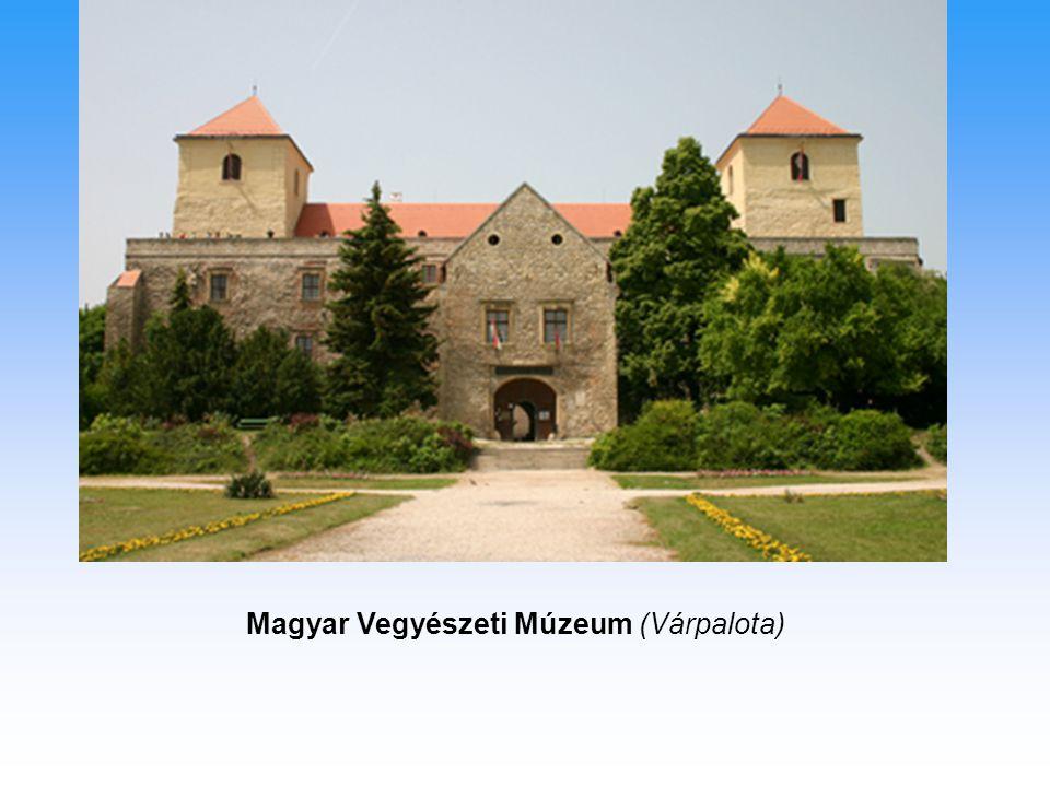 Magyar Vegyészeti Múzeum (Várpalota)