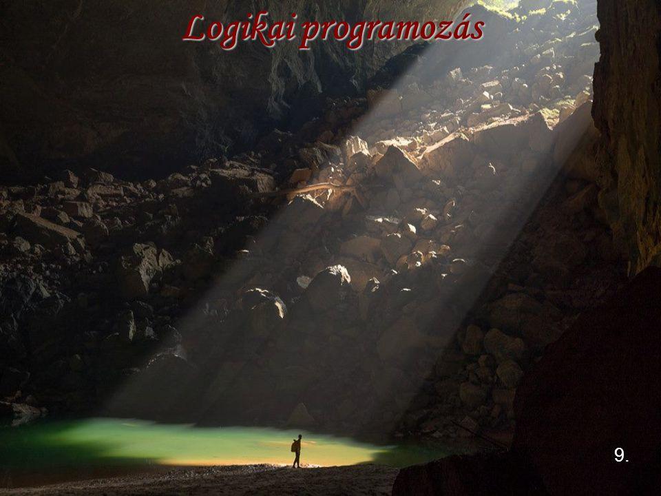 Logikai programozás 9.