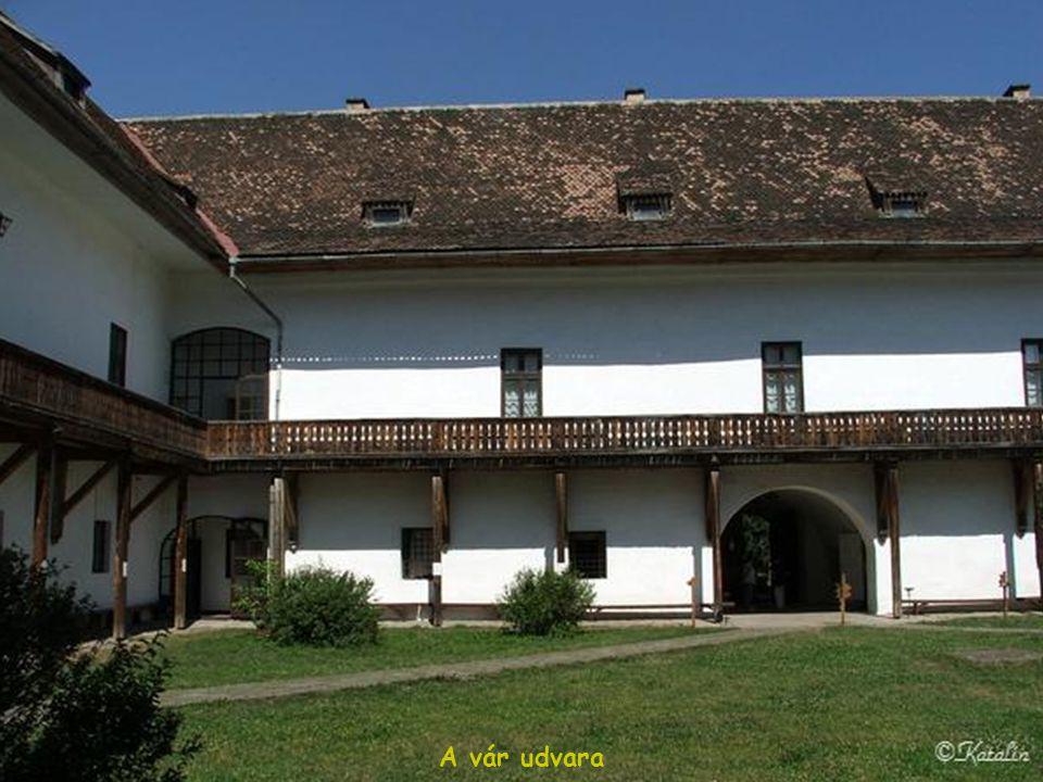 A Mikó-vár, melyben a Csíki Székely Múzeum működik