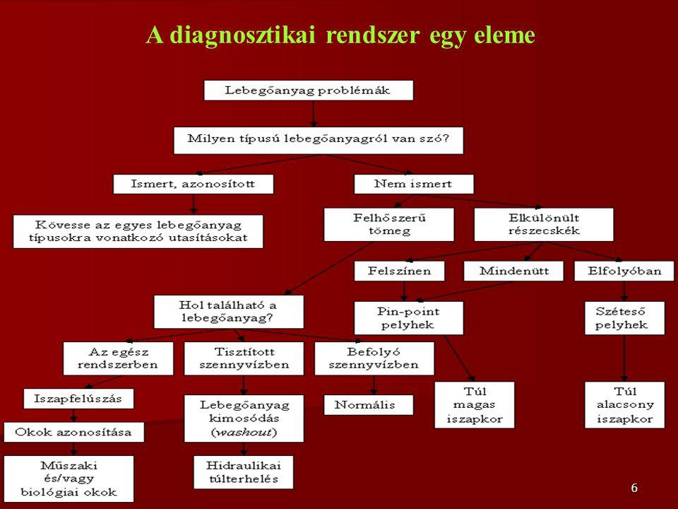 6 A diagnosztikai rendszer egy eleme