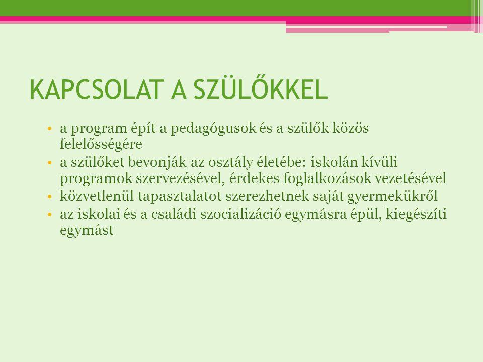 IRODALOM Ec-Pec Alapítvány (2006): A Lépésről lépésre program - Nevelés a 21.
