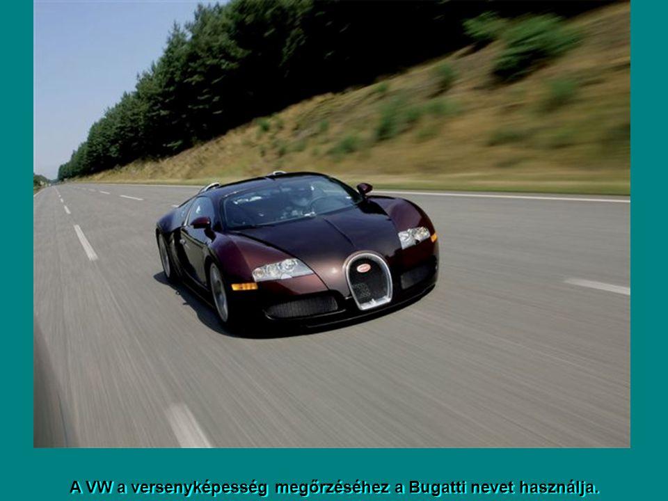 A szörny neve Bugatti Veyron