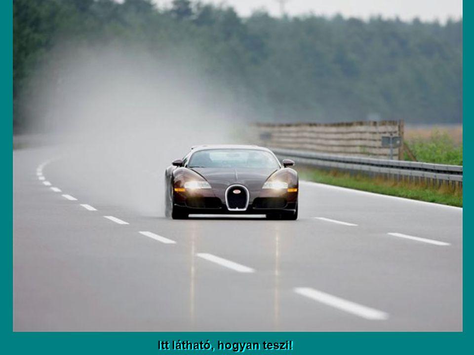 A VW a versenyképesség megőrzéséhez a Bugatti nevet használja. A VW a versenyképesség megőrzéséhez a Bugatti nevet használja.