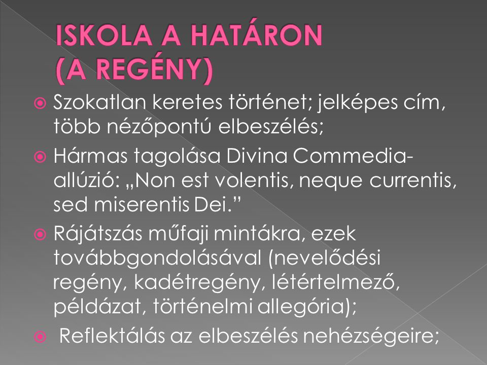  Orbán Gyöngyi: Olvasókönyv a XII.osztályosoknak, T3 Kiadó, Sepsiszentgyörgy, 2007.