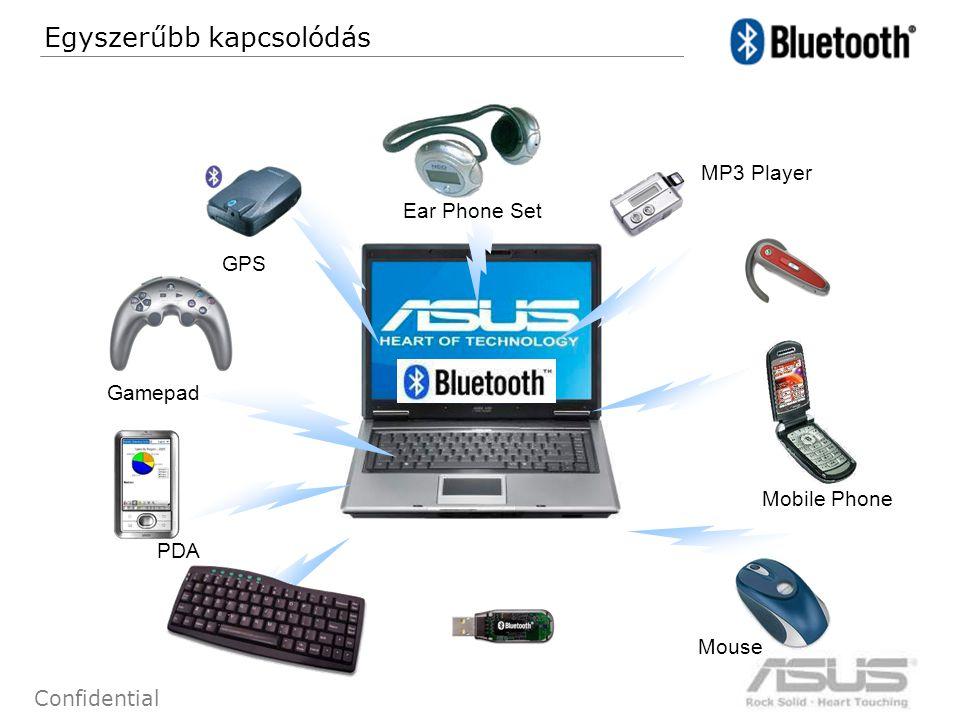 61 Confidential Egyszerűbb kapcsolódás Ear Phone Set PDA Mouse GPS MP3 Player Mobile Phone Gamepad