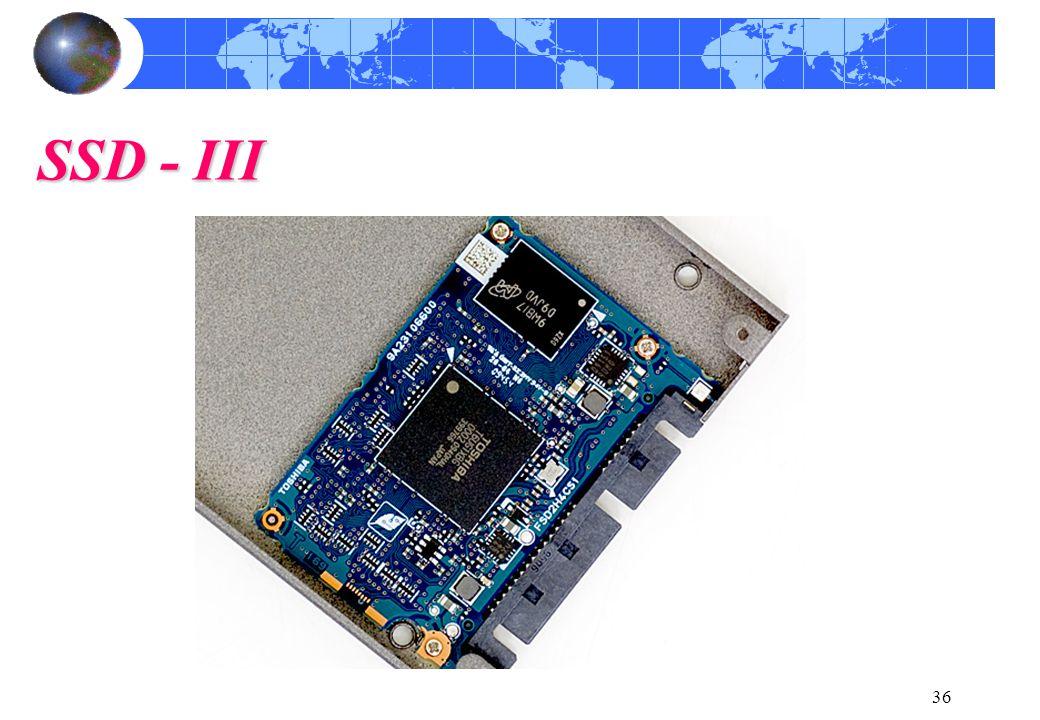 36 SSD - III