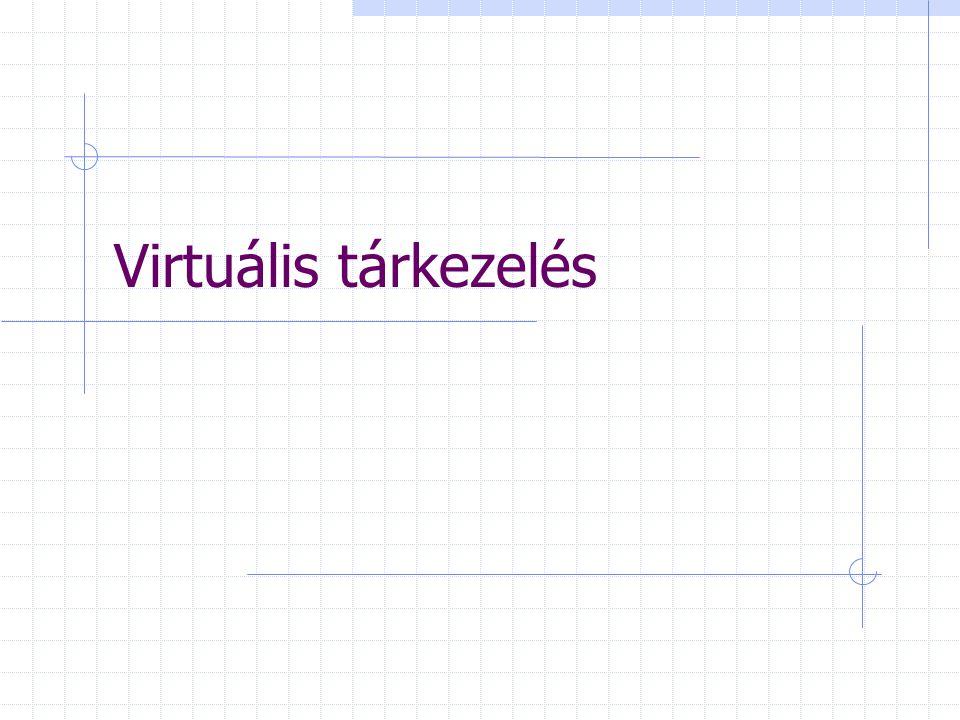 Virtuális tárkezelés