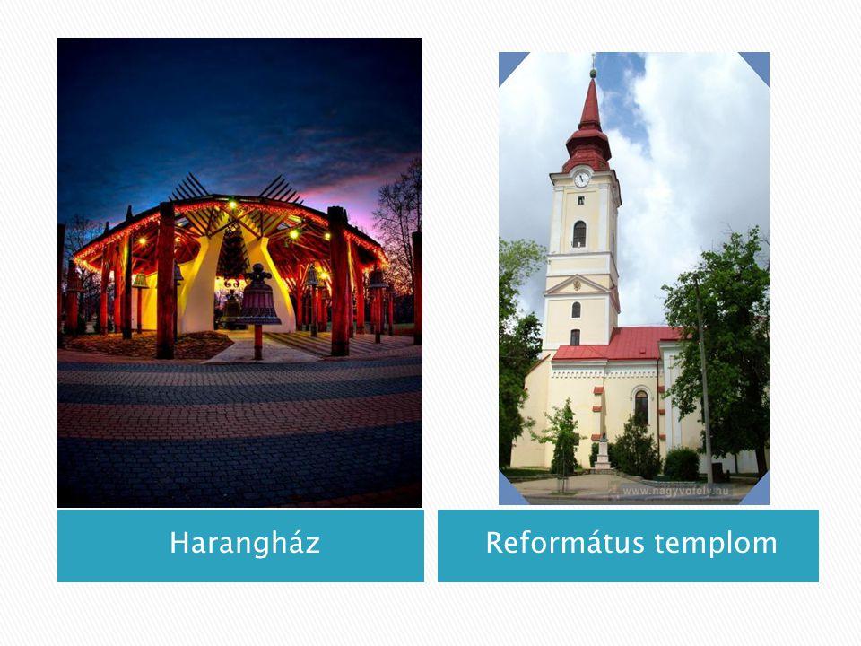 HarangházReformátus templom