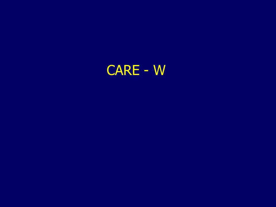 CARE - W