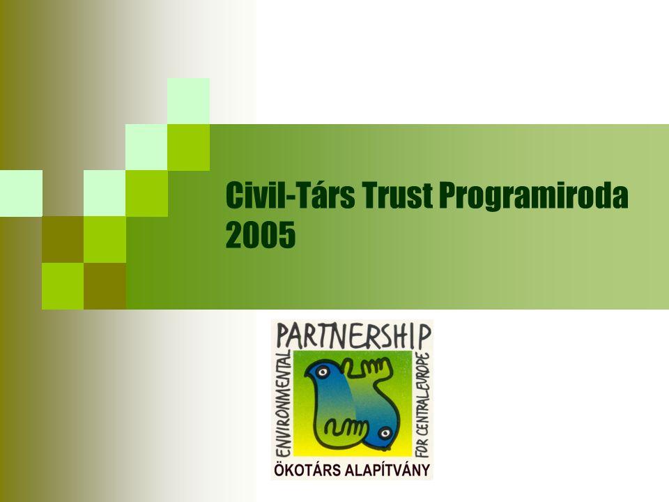 Civil-Társ Trust Programiroda 2005