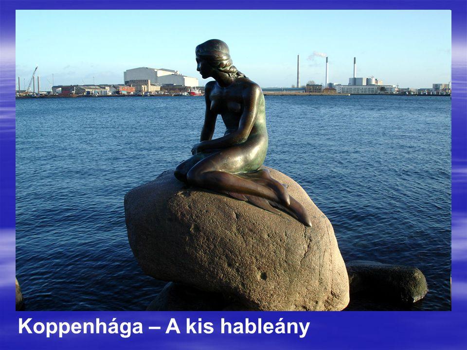 Koppenhága – A kis hableány