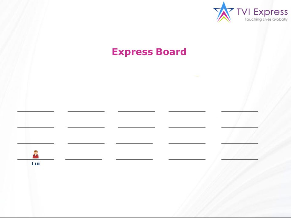 Lui Express Board