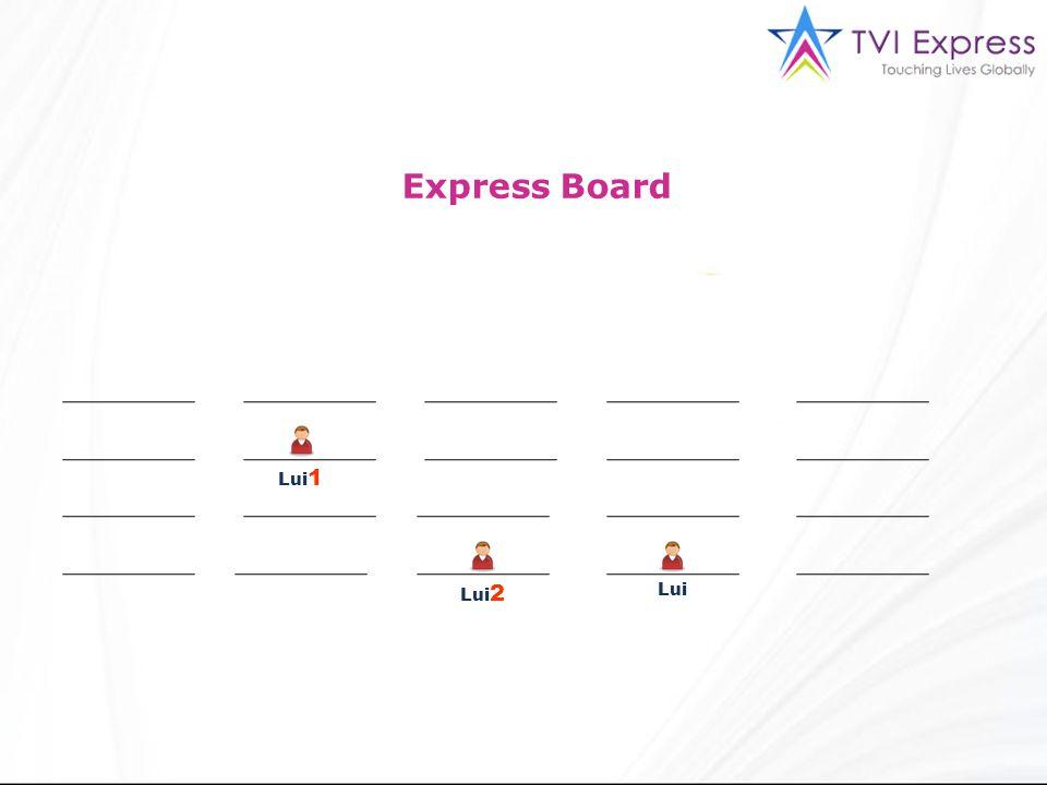 Lui 1 Lui Lui 2 Express Board