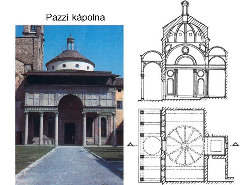 Pazzi kápolna