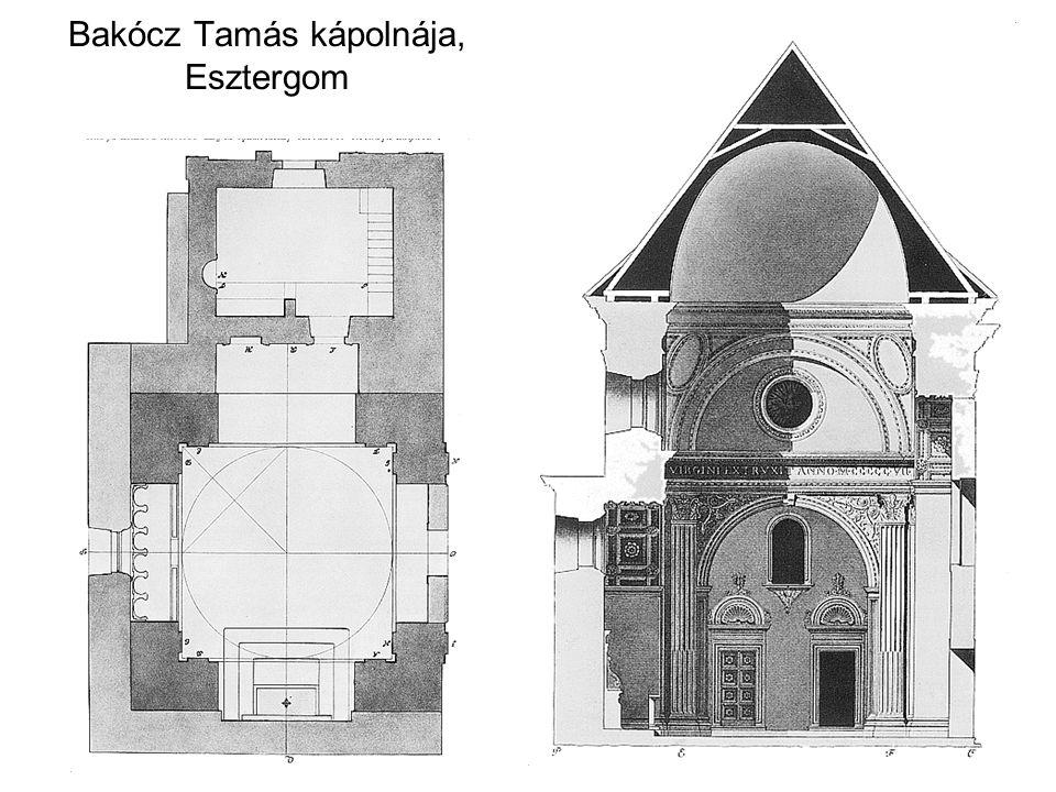 Bakócz Tamás kápolnája, Esztergom