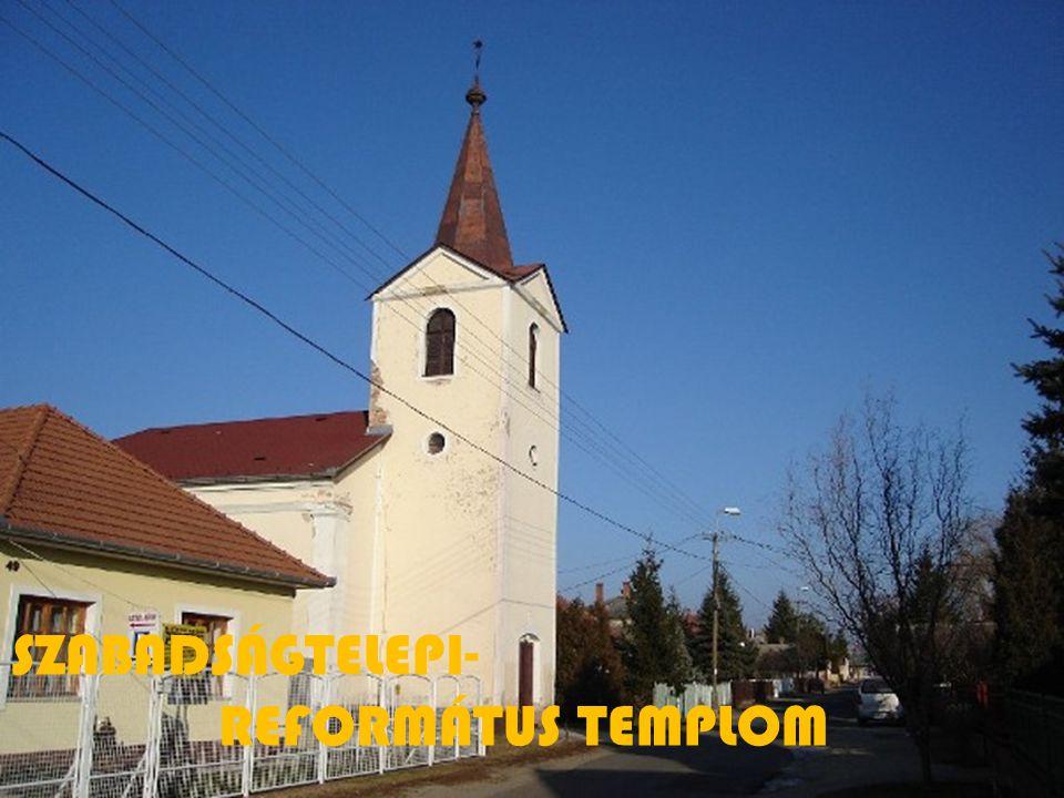 REFORMÁTUS MISSZIÓ EGYHÁZKÖZÖSSÉG TEMPLOMA