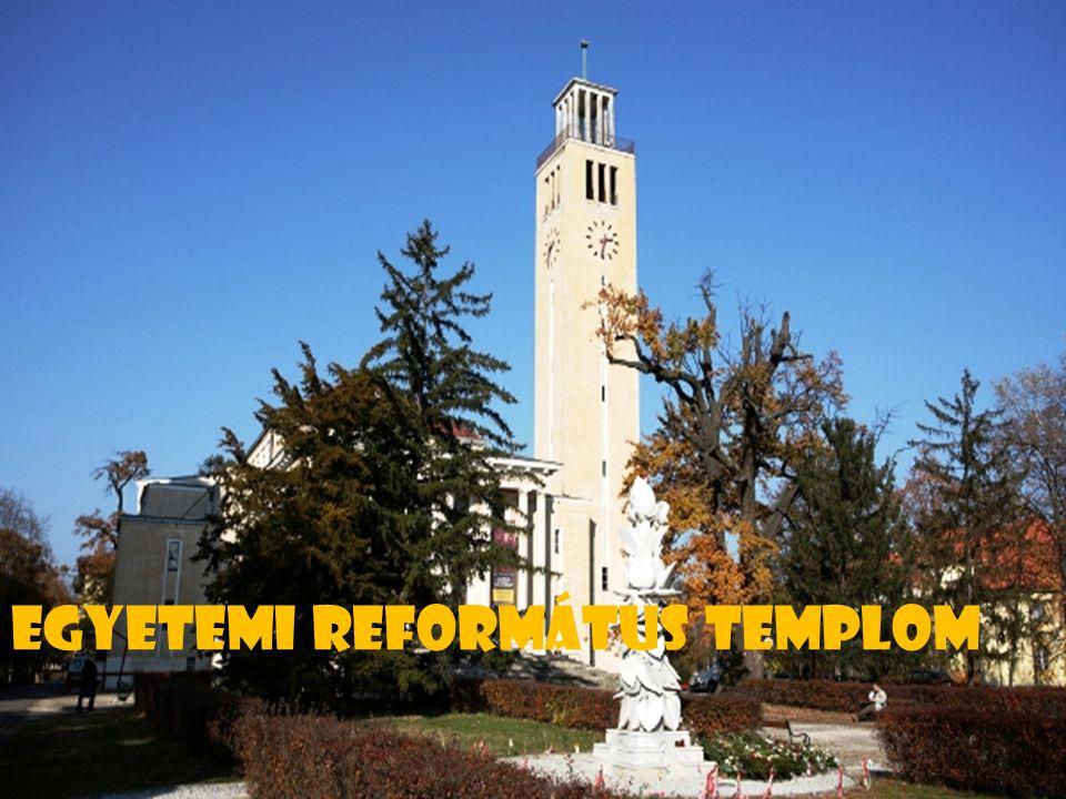 REFORMÁTUS CSONKA TEMPLOM