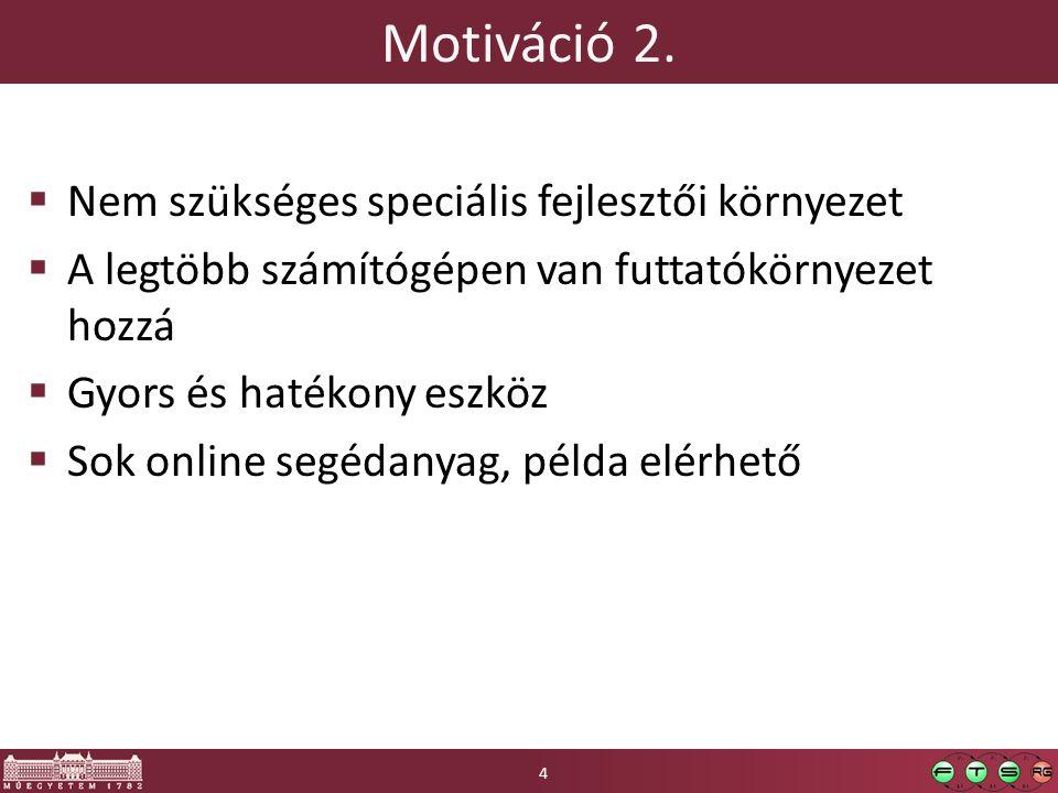 Reguláris kifejezések  Egy lehetséges megoldás : cat temp/csvdemo.csv   cut –delimiter= , -f 1   grep -v [A-Z][a-z]* [A-Z][a-z]*  Eredmény : Személy Federico mortellini 35