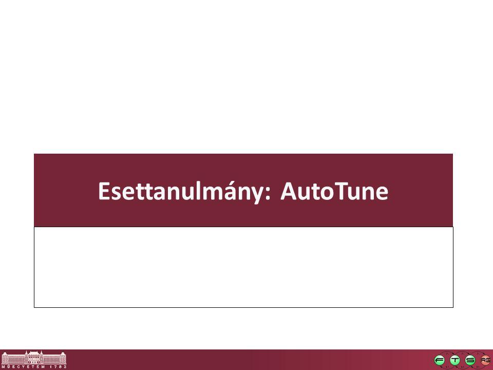 Esettanulmány: AutoTune