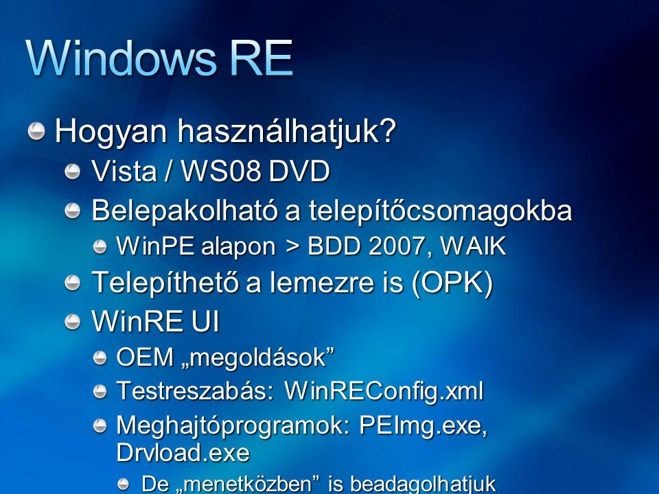Computer Management Sysinfo, Event Viewer, Services/Drivers Disk Management Autoruns!Explorer Mint a GUI-n (pl.