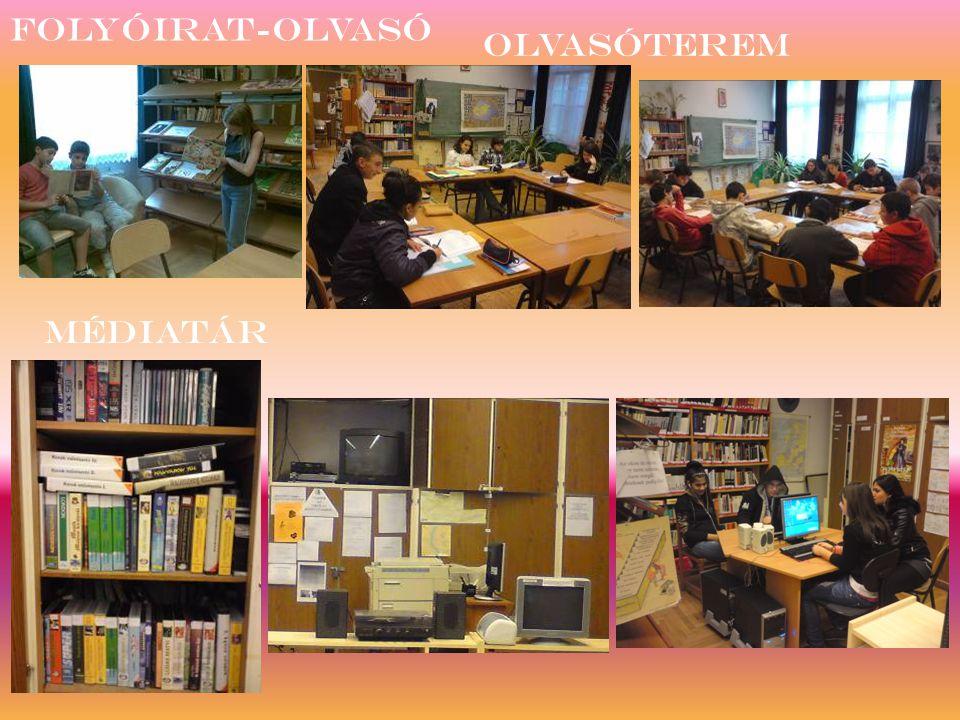 A Zrínyi Miklós Általános Iskola könyvtárosa és kiskönyvtárosai nyitvatartási id Ő ben minden olvasót szeretettel várnak.