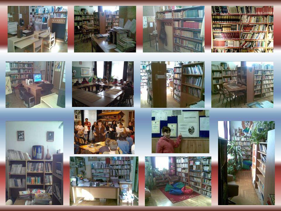 Miért jó a Zrínyi Miklós Általános Iskola könyvtárába járni.