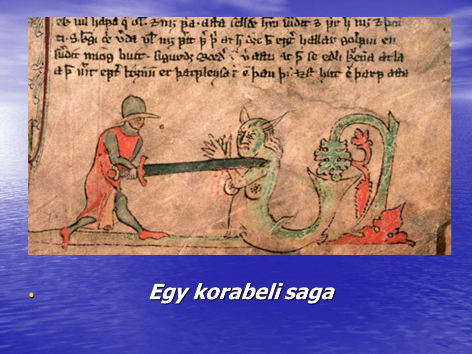 """Az izlandiak történetét a """"sagák""""-ban örökítették meg, ezek tulajdonképpen elbeszélő költemények a korabeli történésekről. A hosszú téli estéken egy c"""