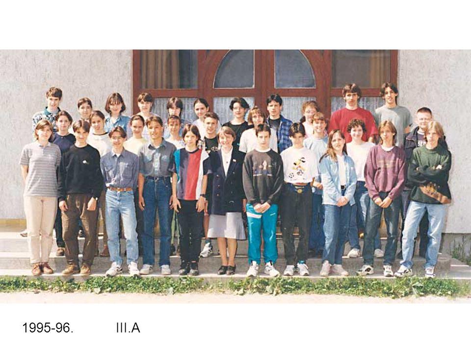 1995-96. III.A